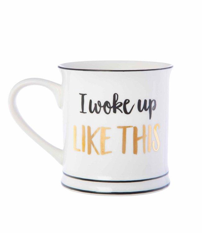 Sass & Belle Beker - I woke up like this