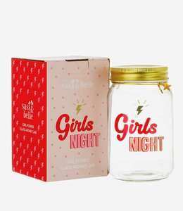 Sass & Belle Spaarpot - Girls Night