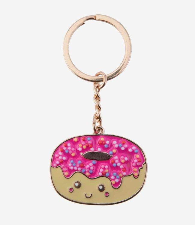 Sass & Belle Sleutelhanger - Donut
