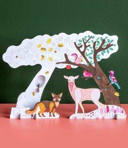 Studio ROOF DIY 3D Bos
