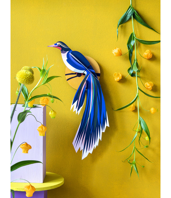 Studio ROOF Bouwpakket - Vogel Flores