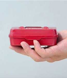 Penco Kleine container - Rood