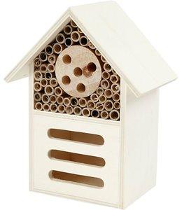 Vlinder- en insectenhotel