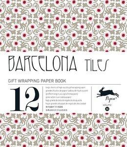 Pepin Inpakpapier - Barcelona tiles