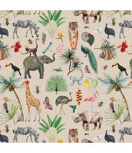 HOP Cadeaupapier - Safari