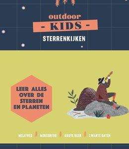 Uitgeverij Snor Outdoor kids - Sterren kijken