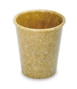 Penco Gemarmerde Pennenhouder - Mustard