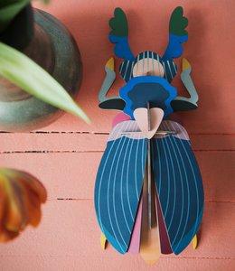 Studio ROOF Bouwpakket - Japanse kever