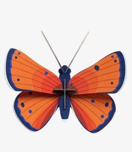 Studio ROOF Bouwpakket - Koper-vlinder