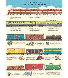Cavallini & Co Poster - treinen