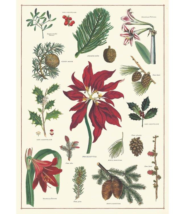 Cavallini & Co Poster - Kerst