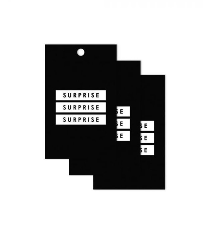 HOP 5 Labels - Surprise