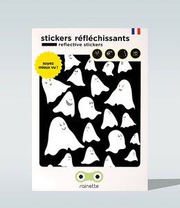 Rainette Reflecterende stickers - Spoken