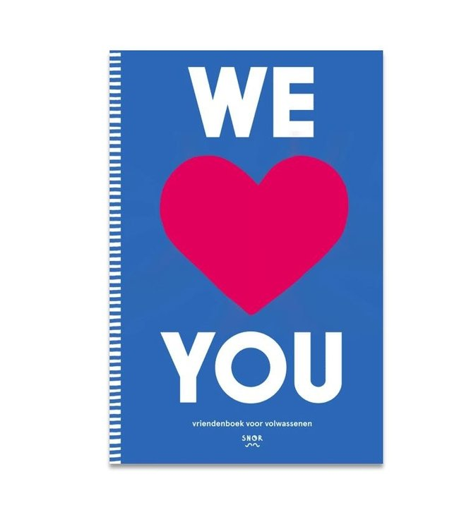 Uitgeverij Snor We love You