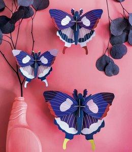Studio ROOF Bouwpakket - Vlinders Set van 3