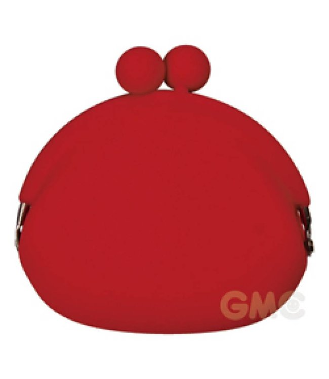 Silicone beugel beurs - rood