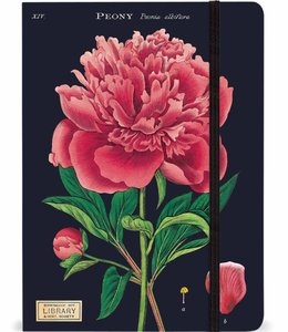 Cavallini & Co Notitieboek A5 - Botany