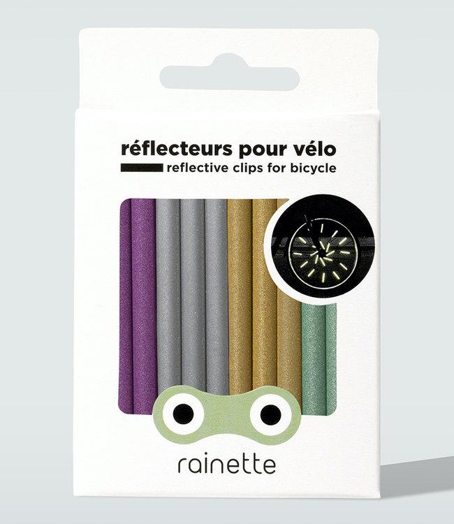 Rainette Spaakreflectoren - Multicolor