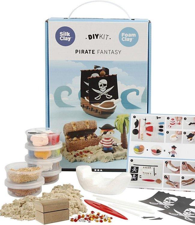 Boetseren - Piraten wereld