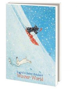 Bekking & Blitz Winter World - set van 10 kaarten