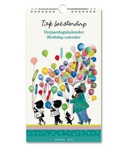 Bekking & Blitz Jip en Janneke Verjaardagskalender - Fiep Westendorp