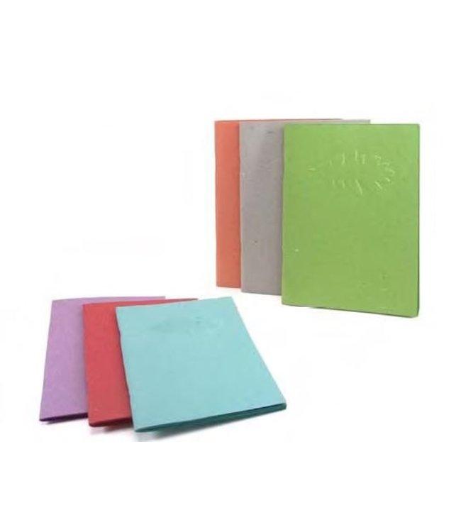 Schrift gekleurd papier