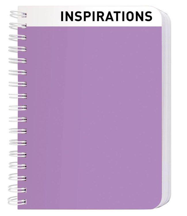 Cedon A6 Notitieboek Inspirations