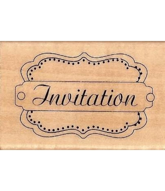 StudioZomooi Invitation