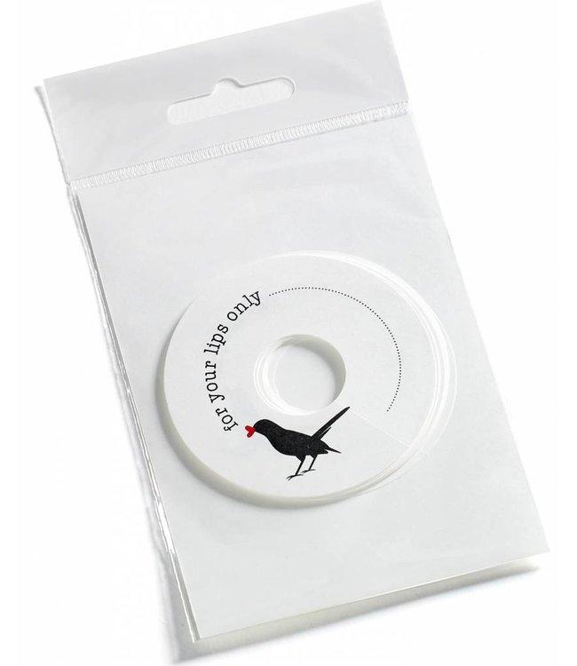 Clodette Glasmarker - vogel