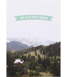 Mino Paper Sweets Postkaart - Amazing