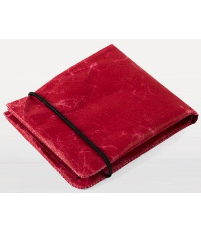 Siwa Portemonnee - wallet - Rood