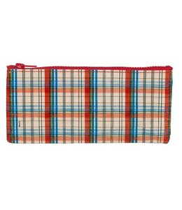 Blue Q Etui Vintage plaid