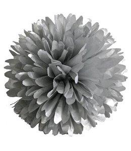 Sass & Belle Pompom 30cm - grijs