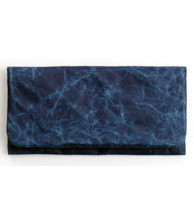 Siwa Portemonnee - long wallet - Donker blauw