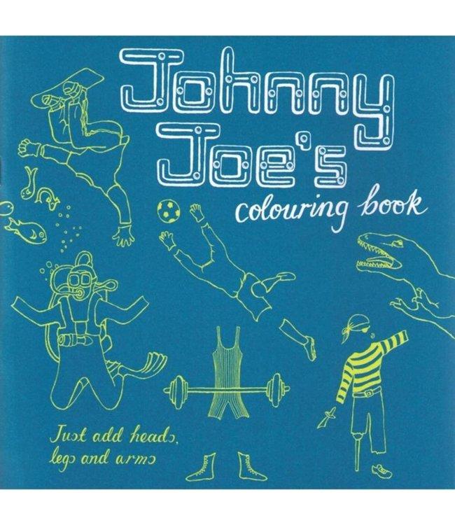 Rosie Flo Johnny Joe's kleurboek