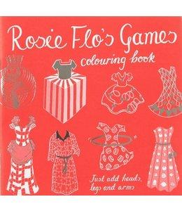 Rosie Flo Rosie Flo's Games kleurboek