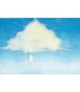 KEK Amsterdam Poster - IJbeer klimt naar de wolk