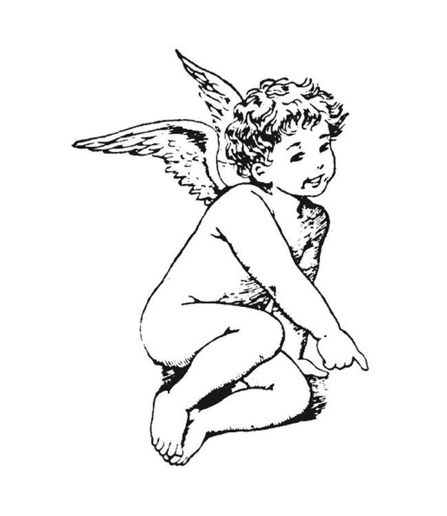 Rico Design Stempel engel