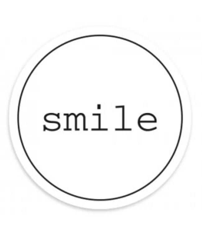 Jurianne Matter Stickers - Smile