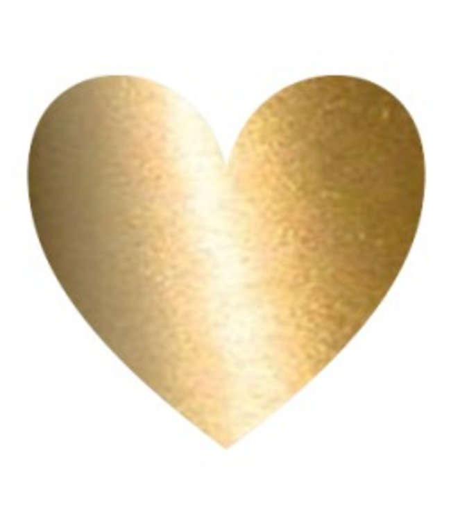 Jurianne Matter Stickers - Gouden hart