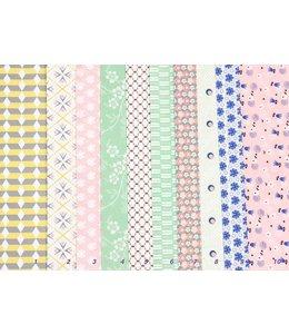 Rie Elise Larsen Inpakpapier - serie zacht