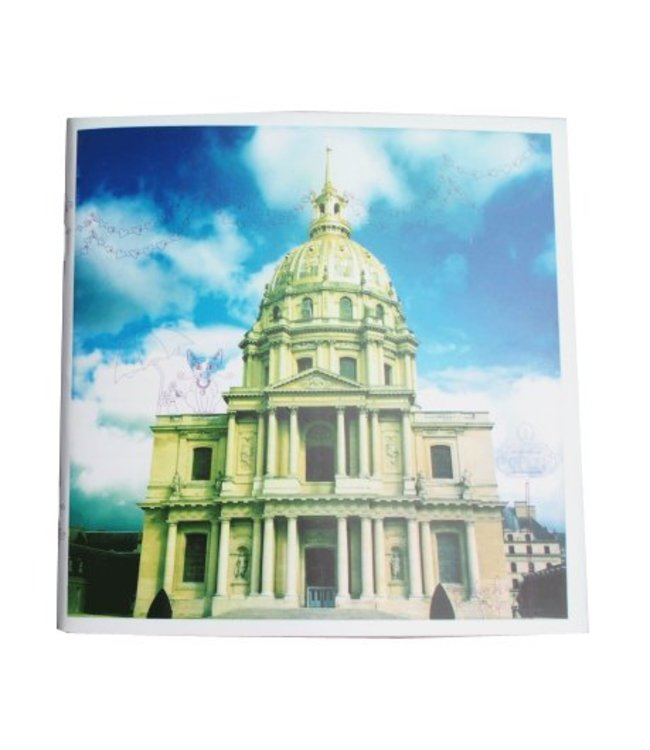 Wowgoods Schrift Parijs Dome