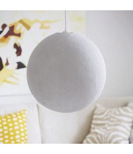 Cotton Ball Lights Katoenen lamp - 31cm