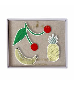 Meri Meri 3 Broches - Fruit