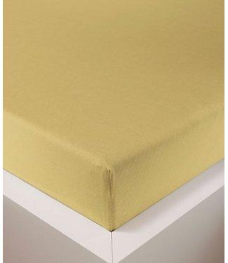Weseta Switzerland bellana® de Luxe Spannbetttuch/Fixleintuch Jersey mit Elastan, samtweich weizen