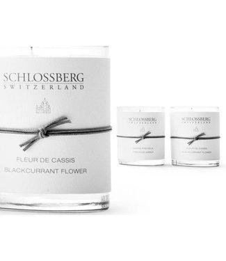 Schlossberg Switzerland Schlossberg Duftkerze  im Glas, 200 gr