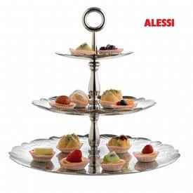 ALESSI Alessi Dressed ETAGERE mit drei Ebenen