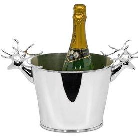 EDZARD Edzard Weinkühler   Champagnerkühler  Elch