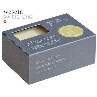 Weseta Switzerland SCHWEIZER  NATURSEIFE  BERGSONNE