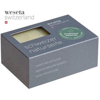 Weseta Switzerland SCHWEIZER  NATURSEIFE  SCHWEIZER KRÄUTER